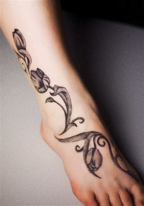 tulips tattoo discover and save creative ideas