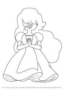 learn draw sapphire steven universe steven universe step step drawing tutorials