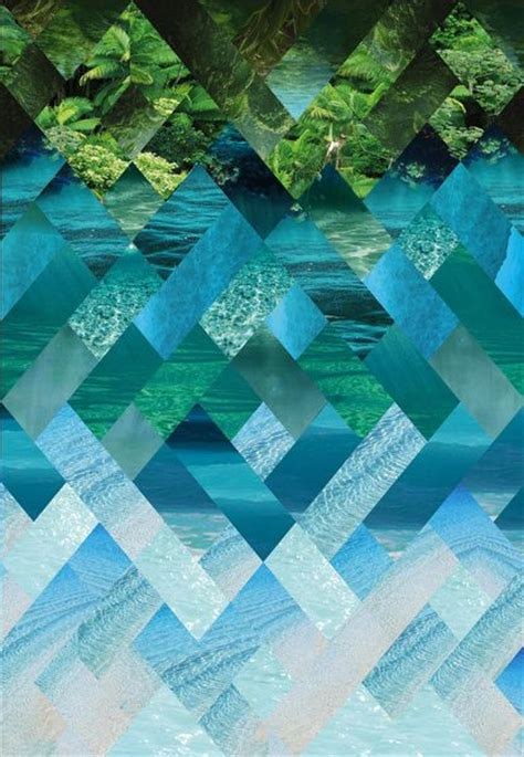 wallpaper green print tropical prints tropical and distorted images on pinterest