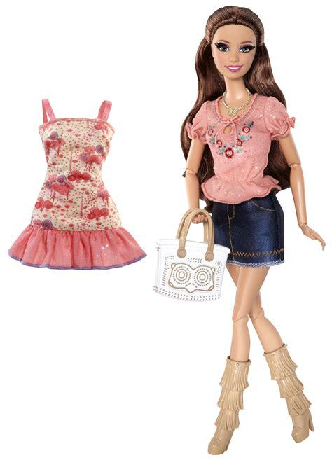 Galerry barbie fashionistas teresa doll