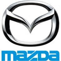 mazda logo vector image 320