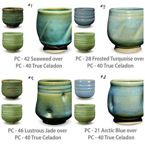 color glaze glaze combinations hill pottery