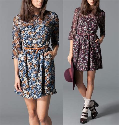 imagenes de ropa otoño invierno 2014 nuevas faldas y vestidos stradivarius oto 241 o invierno 2014