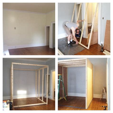 Two Bedroom Apartments How I Turned My Studio Apartment Into A One Bedroom The