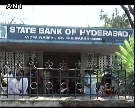 state bank of india branches in germany gulbarga karnataka attempted theft at state bank of