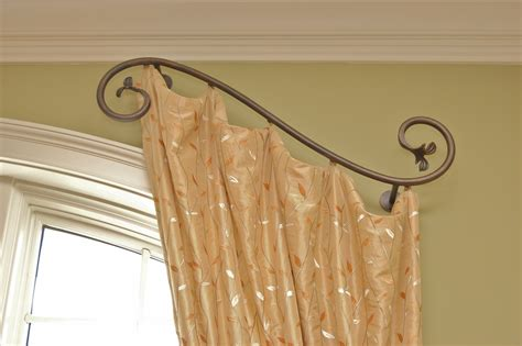curtain rod with pull string traverse curtain rods with pull cord curtain menzilperde net