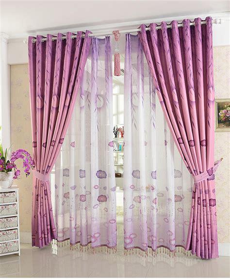 cheap purple curtains online get cheap sheer purple curtains aliexpress com