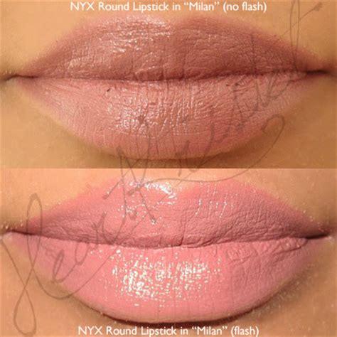 Lipstik Nyx Milan kristel s nyx lipstick swatches louisiana milan bud
