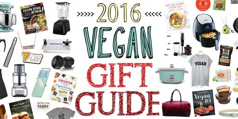 2016 vegan gift guide it doesn t taste like chicken