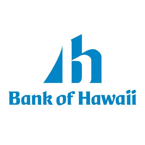 bank of bank of hawaii logo banks and finance logonoid
