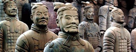 lade in terracotta aula de los guerreros de terracota de xian