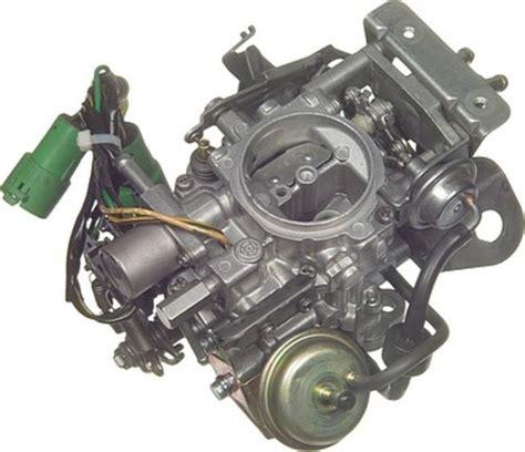 Suzuki Samurai Parts Ebay Carburetor Autoline C2027 Fits 85 88 Suzuki Samurai 1 3l