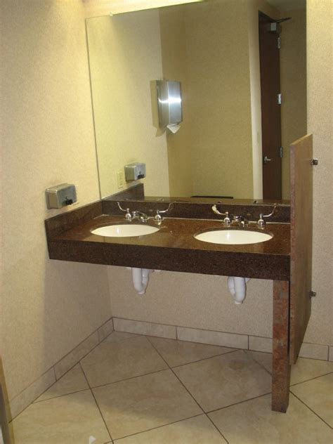 Handicap Accessible Bathroom Vanities Ada Vanities And The Accessible Route