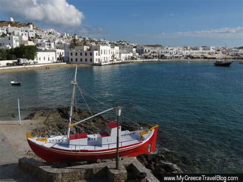 fishing boat charter ta 2012 greek holiday trip report mykonos part 4 my greece