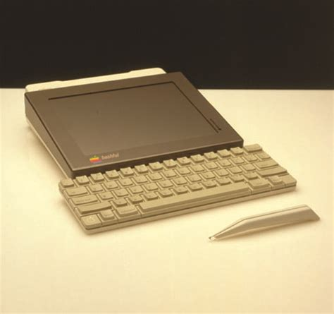 Richards Hits 80 Year With Laptop Computers designers unearth apple tablet prototypes from 1983 wired