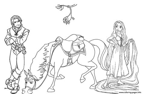 coloring pages of disney horses tangled disney horse e4fe coloring pages printable