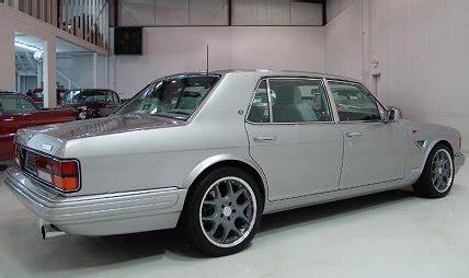 bentley turbo r newport