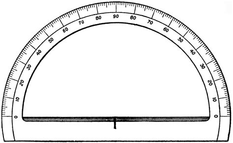 printable protractor free protractor clipart clipart panda free clipart images