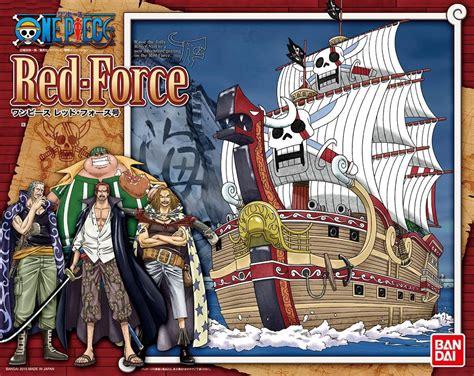Kapal One Model Kit Kapal Moneky Figure Shanks Shirohige ship model kit bandai allcenter colecion 225 veis