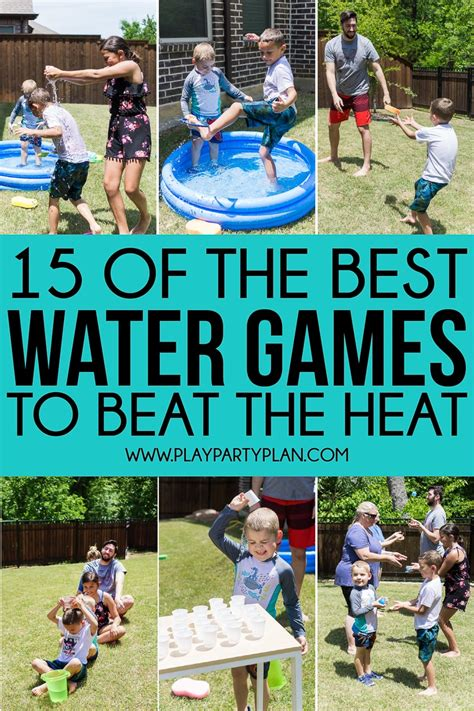 Top 7 Water Activities For Summer by The Ultimate List Of Water For And Adults
