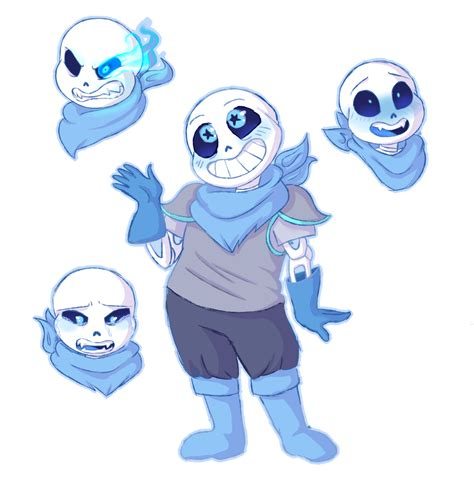 blueberry sans by dari draws on deviantart