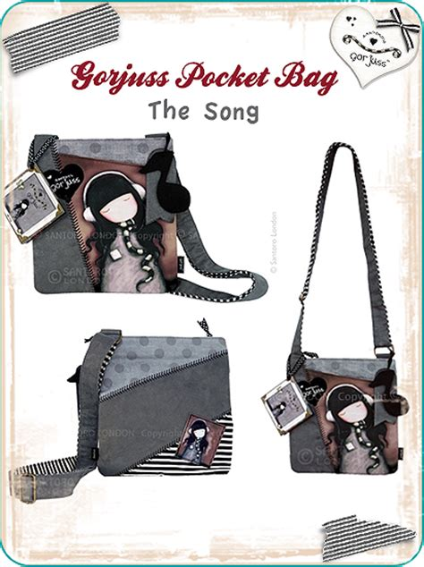 Lc Shaped Sling Bag new gorjuss bags on sale now gorjuss things