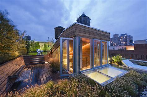 York Creek Apartments Floor Plans by Broadway Penthouse Joel Sanders Archdaily