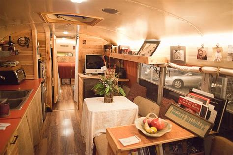 love it converted school buses make great tiny houses