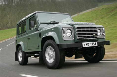 land rover defender 2017 land rover defender 1983 2016 review 2018 autocar