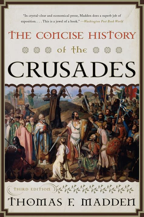The Crusades A History review of the concise history of the crusades
