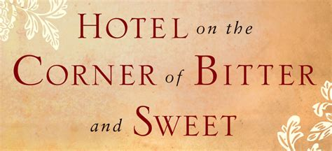 Themes Hotel On The Corner Of Bitter And Sweet | hotel on the corner of bitter and sweet font forum