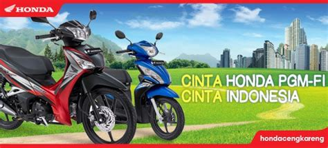 Honda Cbr 150r K45a Akhir 2015 honda supra x 125 helm in pgm fi dan honda spacy helm in