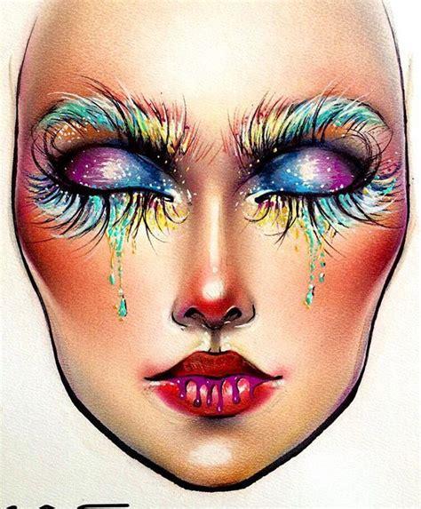 pin  fashion makeup  hair