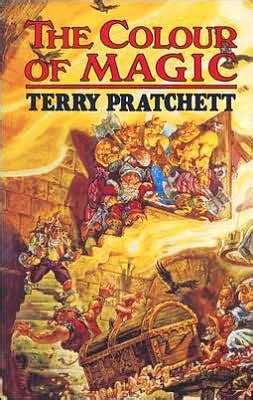 discworld novel 26 books the colour of magic discworld series 1 by terry