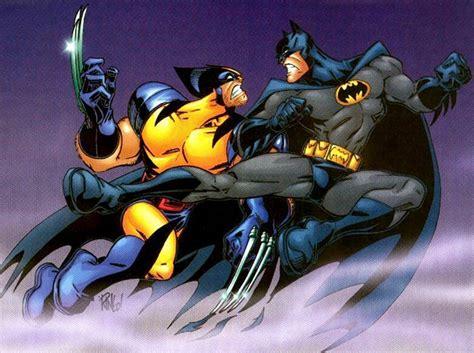 imagenes de batman vs wolverine marvel comics vs dc comics images batman vs wolverine hd