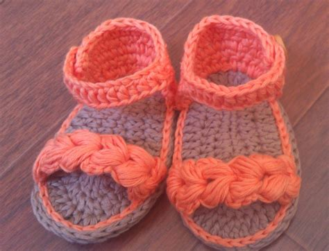 pattern en espanol spanish crochet pattern for gorgeous baby sandals video