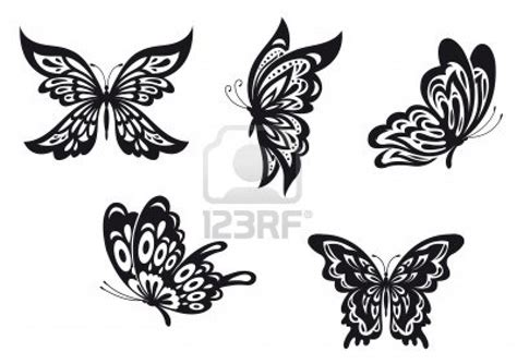 lots of black butterfly tattoo designs tattoobite com