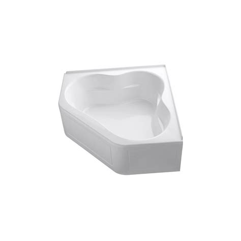 kohler corner bathtub kohler air corner bathtub