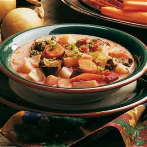 vegetable soup recipe style russian style vegetable soup recipe taste of home