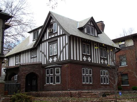 tudor revival architecture landscape and urban design