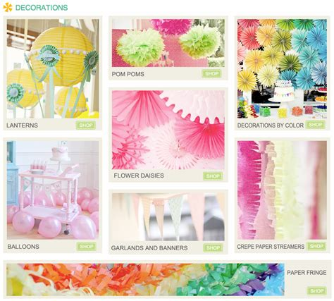 Grand Opening Giveaway Ideas - decorations kara s party ideas shop kara s party ideas
