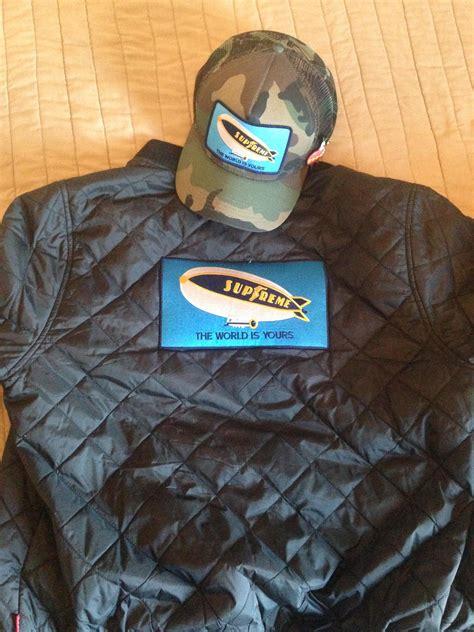 Supreme Blimp Ss17 lpu ss12 blimp jacket been looking forever supremeclothing