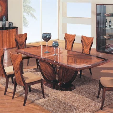 22 awesome dining table designs