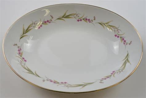 fine china patterns fine china of japan prestige pattern oval vegetable