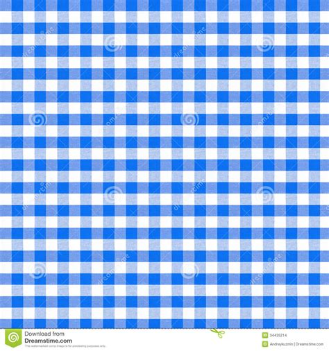Picnic Table Pattern by Blue Picnic Tablecloth Seamless Pattern Stock Images