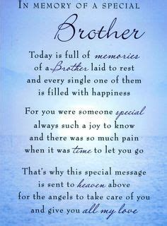 Birthday Quotes For Who Has Away Happy Birthday Quotes For Brother Who Passed Away Image
