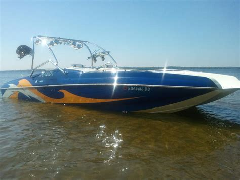 magic deck boat for sale 2008 magic deck boat wakeboard edition powerboat for sale