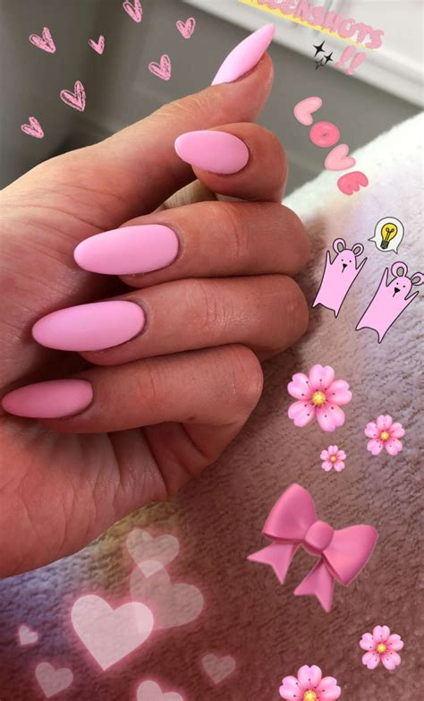 Pink Nail by Jenner Hints At Gender Reveal With New Pink Themed