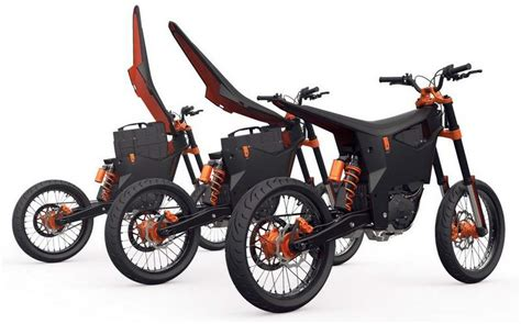 electric ktm motocross bike ktm delta electric motorcycle concept wordlesstech