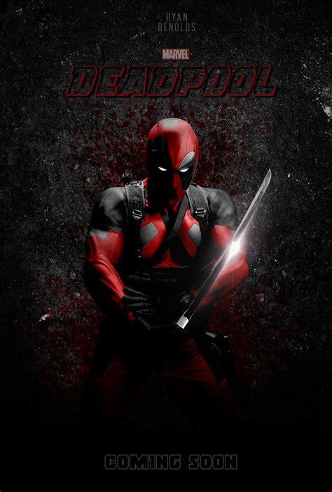 deadpool poster deadpool fan deadpool poster by iamnerofx